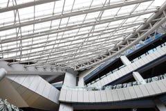 Projeto interior da estrutura de edifício Imagem de Stock