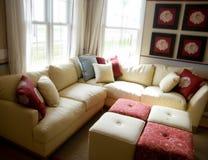Projeto interior de HOME modelo Imagem de Stock Royalty Free