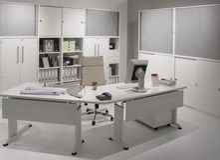 Projeto interior do escritório moderno. Imagens de Stock