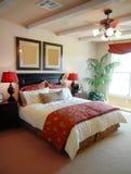 Projeto interior do quarto Fotos de Stock Royalty Free