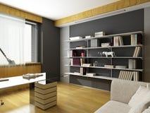 Projeto interior moderno Imagem de Stock