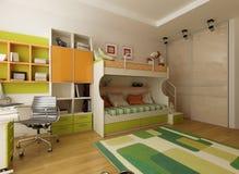 Projeto interior moderno Imagem de Stock Royalty Free