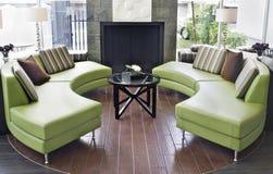 Projeto interior moderno à moda Fotos de Stock Royalty Free