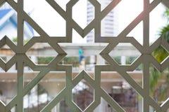 Projeto islâmico da mesquita Foto de Stock Royalty Free