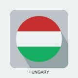 projeto liso da bandeira nacional, bandeira do mundo, bandeira do asiático de Europa Foto de Stock Royalty Free