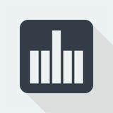 Projeto liso do gráfico projeto da matemática Imagem de Stock Royalty Free