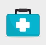 Projeto médico dos cuidados médicos Fotos de Stock Royalty Free