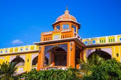 Projeto marroquino da arquitetura do estilo imagem de stock royalty free