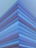 Projeto modelado geometic abstrato do papel de parede Fotos de Stock Royalty Free