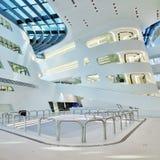Projeto moderno da arquitetura Fotografia de Stock