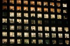 Projeto moderno dos escritórios Imagens de Stock