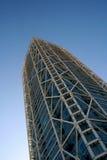 Projeto moderno e arquitetura - estrutura fotografia de stock royalty free