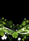 Projeto para o dia do St. Patrick Imagem de Stock