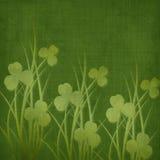 Projeto para o dia do St. Patrick. Imagens de Stock