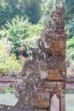 Projeto que cinzela o templo da porta Imagens de Stock Royalty Free