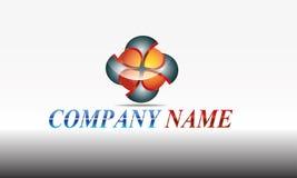 projeto redondo do símbolo do ícone Fotografia de Stock Royalty Free