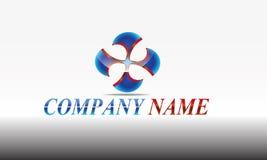 projeto redondo do símbolo do ícone Imagem de Stock