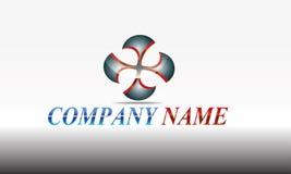 projeto redondo do símbolo do ícone Imagem de Stock Royalty Free