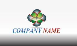 projeto redondo do símbolo do ícone Imagens de Stock