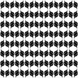 Projeto repeted Monochrome do teste padrão Fotos de Stock