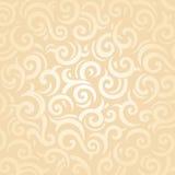 Projeto retro do fundo do convite do pêssego pálido delicado do casamento ilustração royalty free