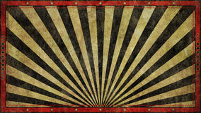 Projeto retro do fundo do tela panorâmico do Grunge Fotografia de Stock