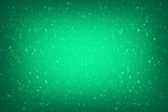 Projeto rico luxuoso verde da textura do fundo do grunge do vintage do fundo verde abstrato com pintura antiga elegante no illust ilustração royalty free