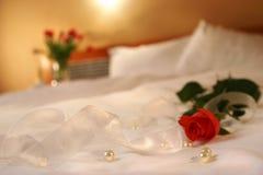 Projeto romântico do fundo Fotografia de Stock