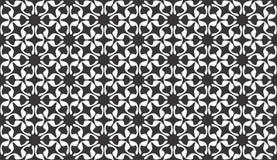 Projeto sem emenda do teste padrão da estrela geométrica Imagem de Stock Royalty Free