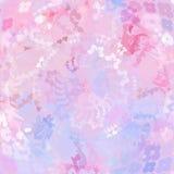 Projeto surpreendente do molde no brilho cor-de-rosa Fotos de Stock