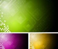 Projeto técnico abstrato Fotografia de Stock Royalty Free