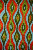Projeto tecido de lãs Imagem de Stock