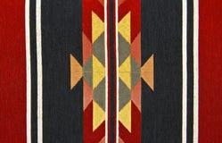 Projeto tradicional do tapete Imagem de Stock Royalty Free