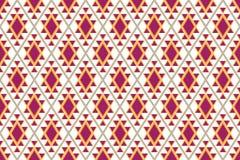 Projeto tradicional do teste padrão étnico geométrico para o fundo, tapete, papel de parede, roupa, envolvendo, Batik, tela, saro ilustração stock