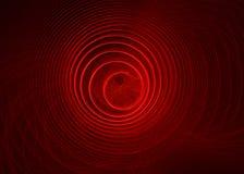 Projeto vermelho abstrato Fotos de Stock Royalty Free