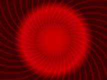 Projeto vermelho do redemoinho abstrato. ilustração royalty free