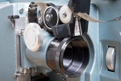 projetor de filme de 16 milímetros Imagens de Stock