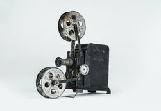 Projetor de filme do vintage Fotografia de Stock