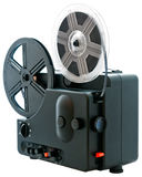 Projetor de película foto de stock royalty free