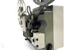 projetor de película de 16mm Fotografia de Stock