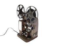 Projetor de película velho Fotografia de Stock Royalty Free