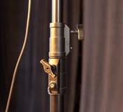 Projetor do estúdio ou luz da fase Imagem de Stock