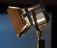 Projetor do estúdio ou luz da fase Fotos de Stock