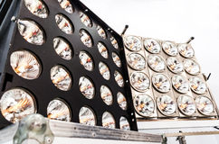Projetor do salão da iluminação equipment Fotografia de Stock
