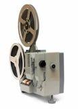 Projetor velho de 8mm Imagens de Stock