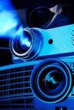 Projetores do LCD Fotos de Stock Royalty Free