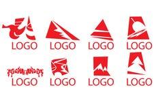 Projetos do logotipo Imagens de Stock Royalty Free