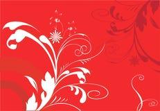 Projetos florais abstratos ilustração do vetor