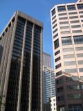 Projetos modernos de Denver Imagem de Stock Royalty Free