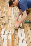 Projets à la maison de réparation de bricoleur Photos stock